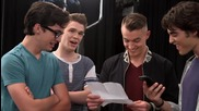 Do You Want to Build A Snowman-disney Stars Behind the scenes