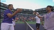 Indian Wells 2015 Doubles Final - Hot Shots