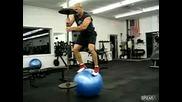 трик във фитнес салона