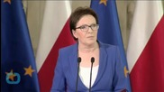 Poland's PM, President Meet Over Government Shake-Up