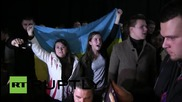 Ukraine: Chaos in Kharkov as public vote disrupted by Ukrainian nationalists