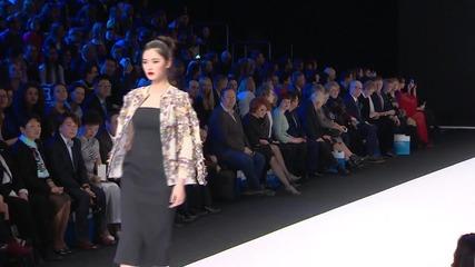 Russia: Chinese designer Grace Chen Yehuai debuts at Fashion Week Russia
