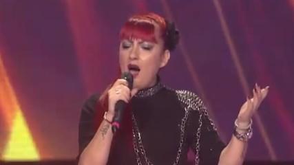Александра Павлович - Кастинг - Голямата поп-фолк звезда, 2018