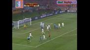 World Cup Уругвай - Корея при резултат 2 - 1
