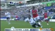 Болтън 2:1 Арсенал