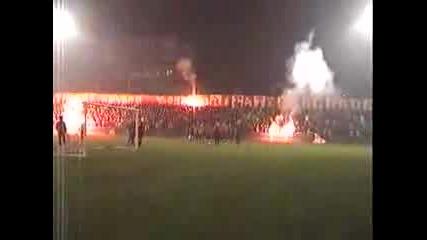 Crvena Zvezda - Training