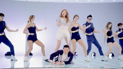 Gangnam Style Psy ft Hyuna
