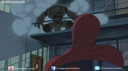 Ultimate Spiderman S2e25 Return of the Sinister Six