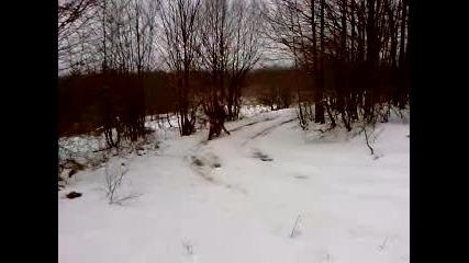 stambata s etz iz snega
