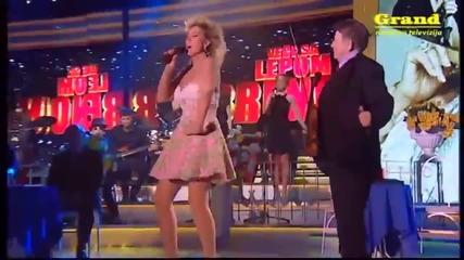 Lepa Brena & Zahar - Mile voli disko - (LIVE) - Vece sa Lepom Brenom - (TV Grand 2014)