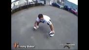 Нечовешки Умения С Баскетболни Топки