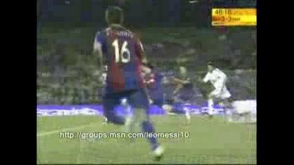 Лионел Меси - Хеттрик Срещу Реал (Мадрид)
