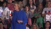 USA: Clinton rails at Trump in Kentucky as Sanders set to take W. Virginia