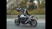 Луд моторист