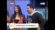 софи маринова гост в турция пее турски tv8