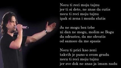 Aca Lukas - Ja ne mogu bez tebe - (Audio 1995)