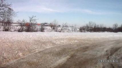 Зимно Рали Баховица 2016 Втори манш!