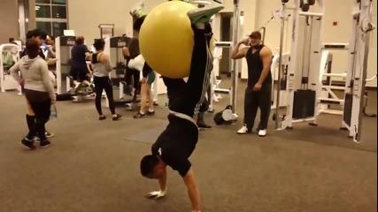 Barholics - Training in the Gym