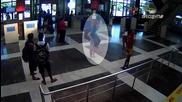 Видео на предполагаемия атентатор