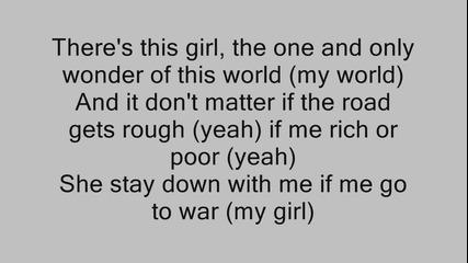 Laza Morgan - This Girl Lyrics