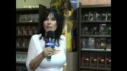 Кичка Бодурова в Звезден репортер - 06.10.2010г.