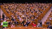 В Европарламента гласуват за арменския геноцид