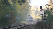 """Легендарните руски дизелови локомотиви """" Ludmilla 232"""" препускат по Ж П линиите на Германия!"""