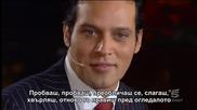 Габриел Гарко - интервю (бг суб)