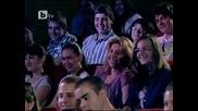 Сашето и Ванката не издъжат и се спукват от смях в Ефира !