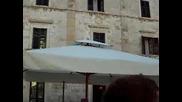 Малко площадче в Дубровник.