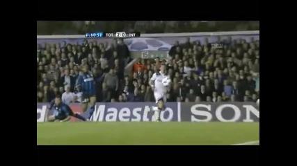 | Tottenham 3 - 1 Inter | Феноменален мач на Гарет Бейл