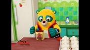 Специален агент Осо - Детски сериен анимационен филм Бг Аудио Епизод 16