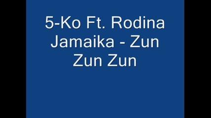 Brazileca ft.victor Jamaeca - Zun Zun Zun