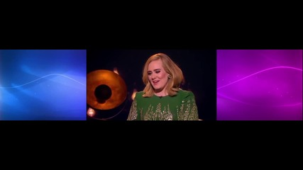 Adele At The Bbc Music 20/11/2015