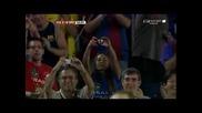 31.08.2009 Барселона - Спортинг Хихон 3 - 0