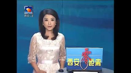 Най-тъпите хора, които сте виждали някога:китаици правят репортаж за гъба, която е изкуствена вагина