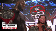 AJ Styles & Omos took care of business: WWE Network Exclusive, April 10, 2021