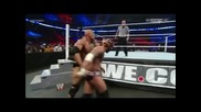 Wwe Elimination Chamber 2013 The Rock Vs Cm Punk Wwe Championship The Last Part 2