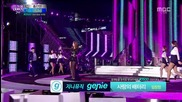Hong Jin Young - Cheer Up + Love Battery @ 141231 Mbc Gayo Daejun