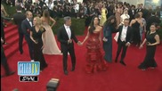 George and Amal Clooney Rule The Met Gala Red Carpet