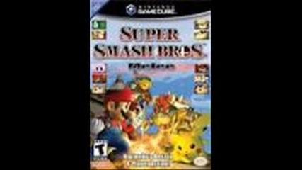 Super Smash Bros Melee Battlefield super extended