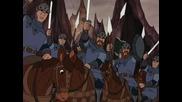 2/4 Бг Субтитри * Завръщането на Краля * анимация (1980) The Return of the King: animation [ H D ]