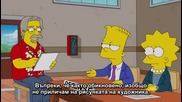Семейство Симпсън / Сезон 24, Епизод 16 / Бг Субтитри