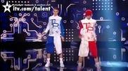 Twist and Pulse Final - Britains got Talent 2010