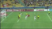 16.07 Колумбия - Перу 0:0 (0:2 сл.пр.) Четвъртфинали