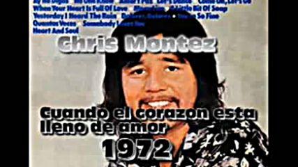 Chris Montez-cuando el corazon esta lleno de amor 1972