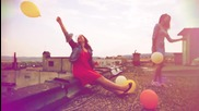 balloons and rooftops