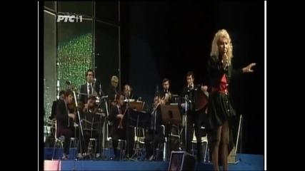 Vesna Zmijanac - Kunem ti se zivotom - (live) - (MESAM 1987)