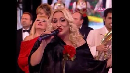 Vesna Zmijanac - Ti u meraku, ja u bedaku - (Novogodisnji Grand 2012)