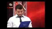 Music Idol 2: Идолите Под Напрежение Иван Простее И праска страстна целувка на Ясен :)
